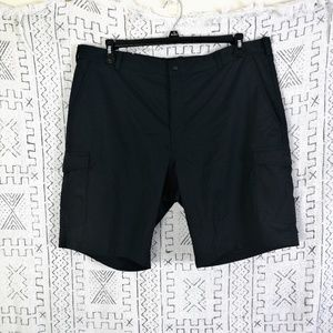 Charcoal Nike Dri Fit Cargo Pocket Shorts